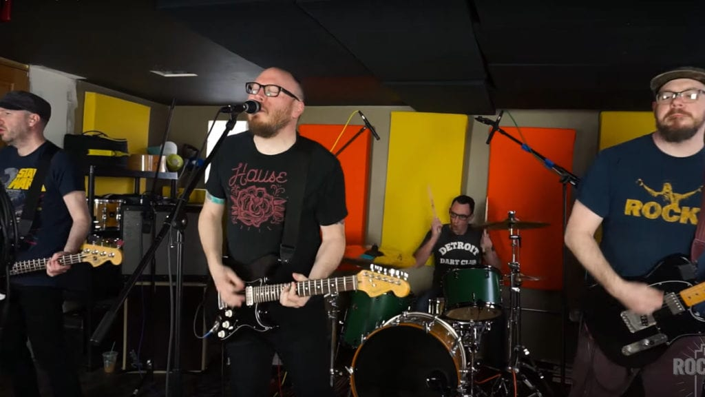 Smoking Popes Live from the Rock Room